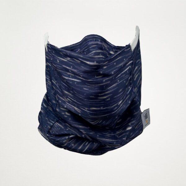 braga cuello azul